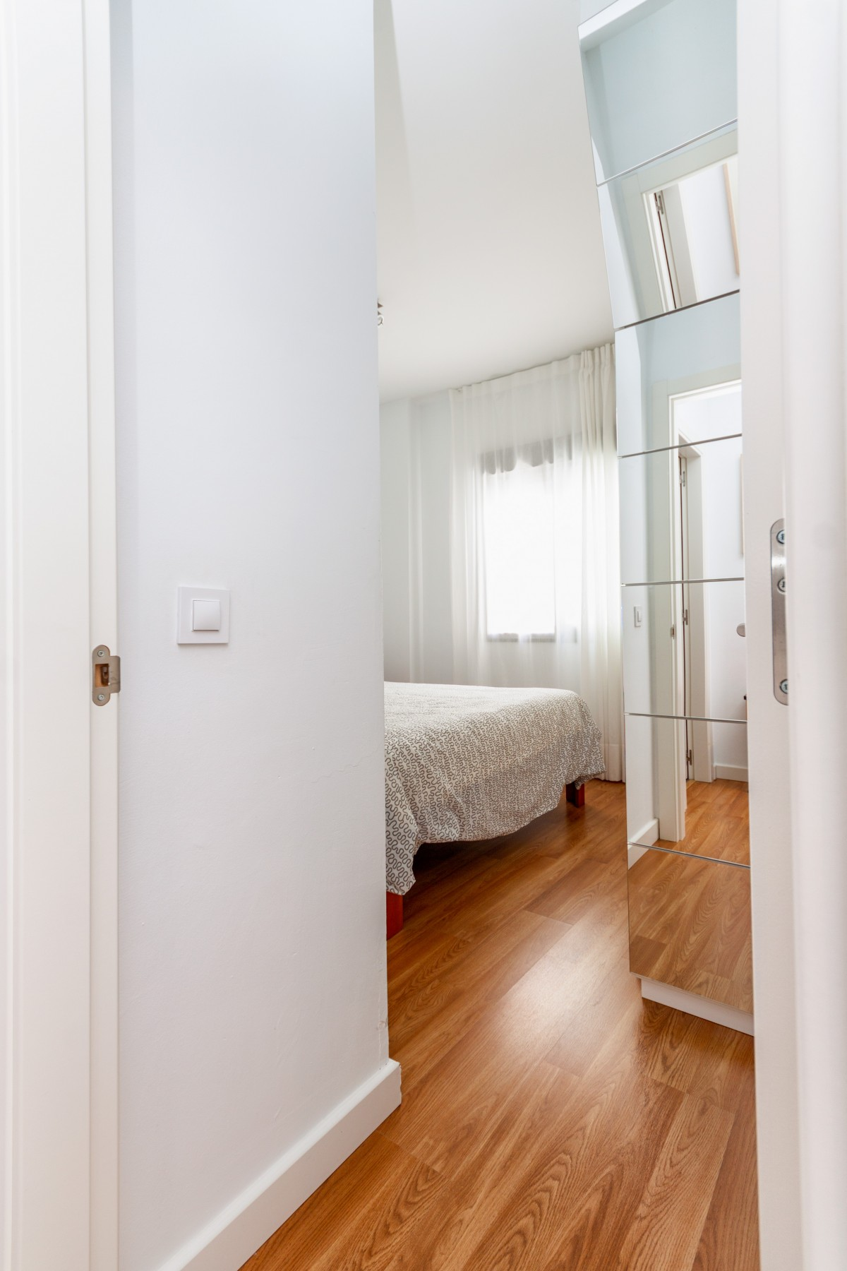 Beautiful penthouse in Malaga city centre with private rooftop