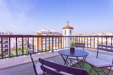 Apartment in Fuengirola -  Elena - Holiday penthouse in Fuengirola