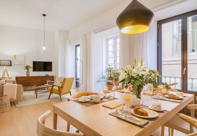 in Málaga - Larios - stunning apartment for 4 people in Malaga city centre
