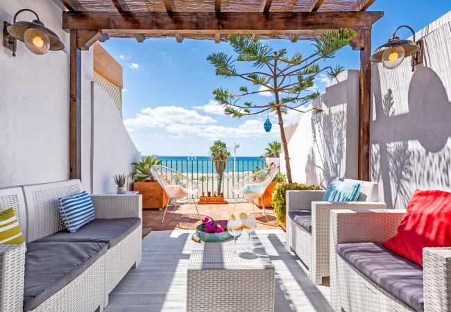 in Málaga - Noemi Playa - Beach townhouse in Malaga