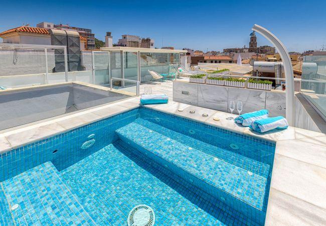 in Málaga - Noemi Centro - Stunning penthouse in Malaga Centre